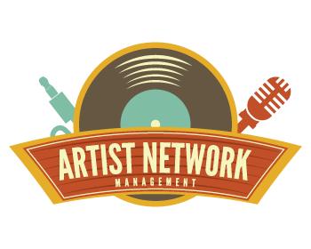 artist network logo