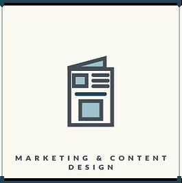 Julie Overberg marketing and content design