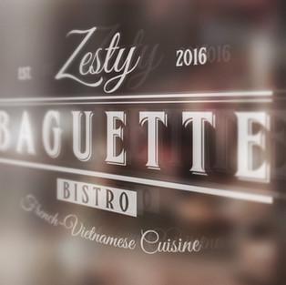 zesty baguette bistro