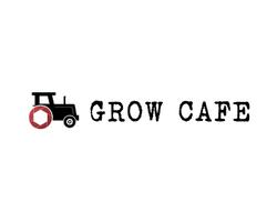 grow cafe photography logo