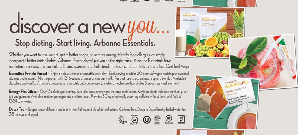 Arbonne Nutrition Essentials