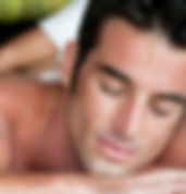 Spa massage therapy for him