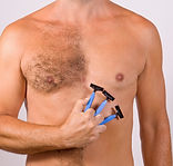 No more razors try laser hair removal