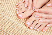 Manicure and Pedicure Spa Package