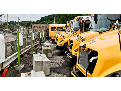 Nuvve activates V2G school bus project in New York