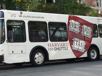 Harvard University deploys four electric buses