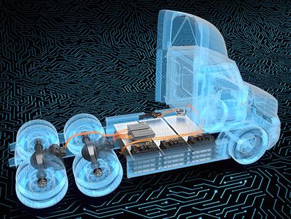 Freightliner electric trucks to use proprietary Detroit ePowertrain
