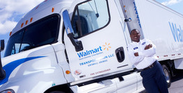 Walmart drives toward zero-emission goal for its entire fleet by 2040