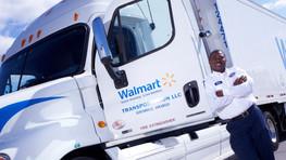 Walmart drives toward zero-emission goal for its entire fleet by 2040
