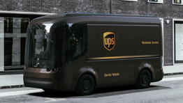 UPS Orders 10,000 Electric Delivery Vans From Arrival