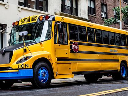 Miami middle-school student inspires school board to electrify its school bus fleet
