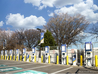 Largest Public Electric Vehicle Fast-Charging Station in the Northeast Now Available at JFK Airport