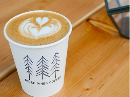 One Cart, Two Baristas: Three Pines Coffee Serves Salt Lake City
