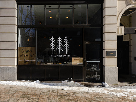 Three Pines Coffee: Salt Lake City's New Main Street Cafe