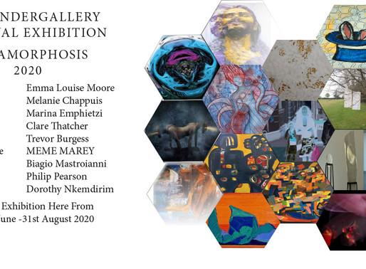 Online Exhibition - Cylinder Gallery