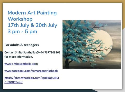 Samarpan Art School Workshops