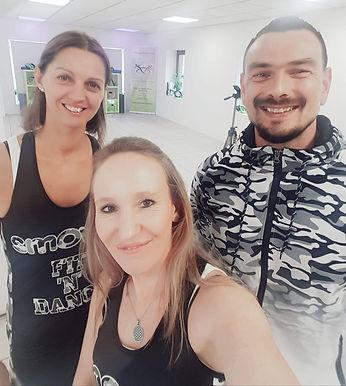 Daniela Lindorfer, Jennifer Gruber, Alexander Gruber, deine smovey Trainer