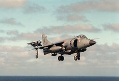 Sea Harrier Spare parts