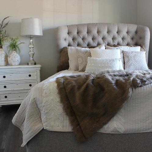 Maggie Upholstered Bed