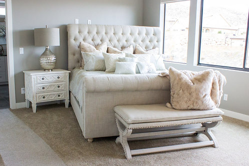 Wendy Upholstered Bed