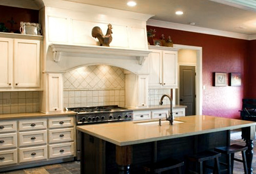 Texas Hill Country Kitchen Kolby Homes.j