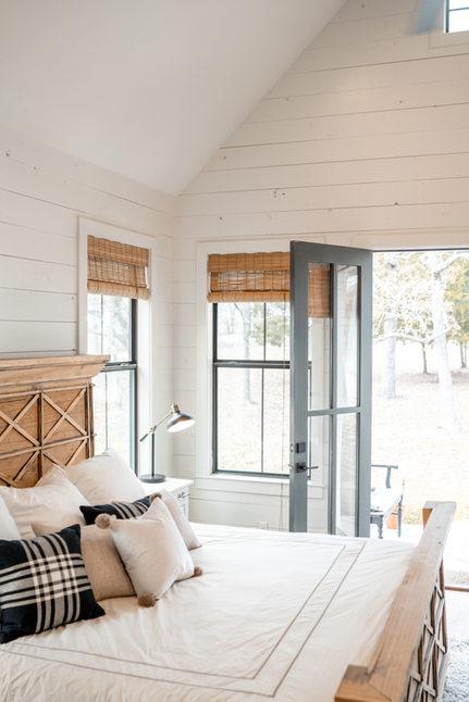 Farm_House_Master_Bedroom_Vaulted_Ceilin