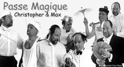Passe Magique Christopher & Max