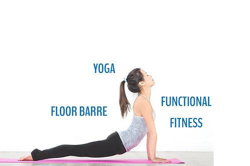 5-er Fitness Karte