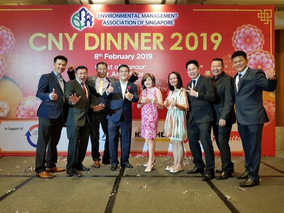 EMAS CNY Dinner 2019
