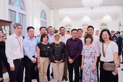 Group Photo @ Istana