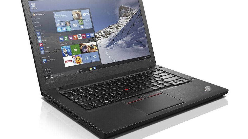 Lenovo ThinkPad T460 Laptop Core i5 2.3GHz 8GB RAM New 512GB SSD Win 10 Pro