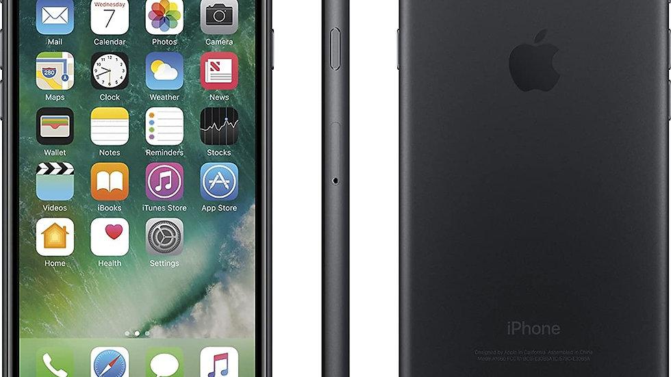 Used (like New) Apple iPhone 7 Smartphone  Black128GB GSM Unlocked