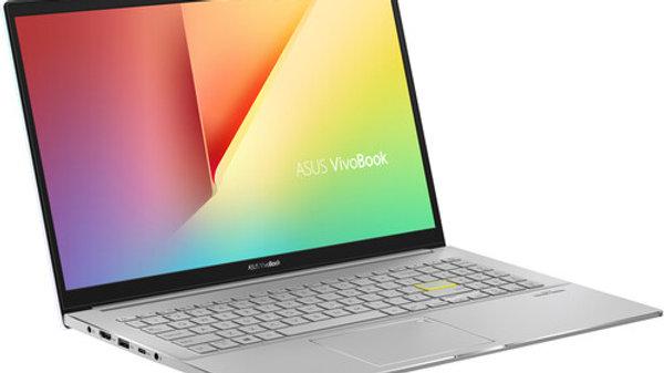 """Pre-order ASUS 15.6"""" VivoBook S15 S533EA-DH74-WH Laptop (Dreamy White)"""
