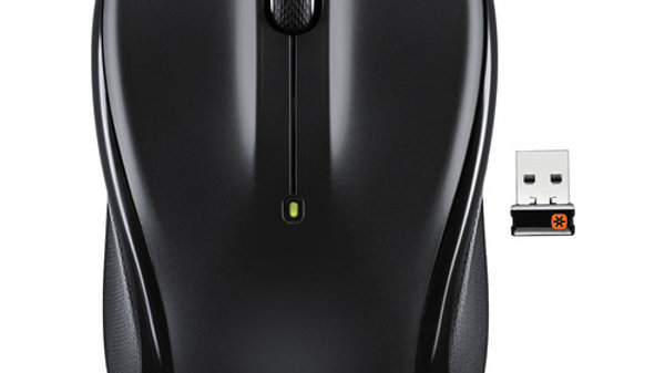 Logitech Wireless Mouse M325 (Black)