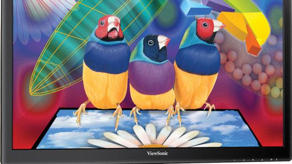 Used ViewSonic VA2246MH-LED 22 Inch Full HD 1080p LED Monitor HDMI & VGA