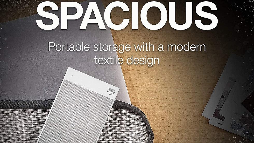 Seagate Backup Plus Ultra Touch STHH1000402 - hard drive - 1 TB - USB 3.0