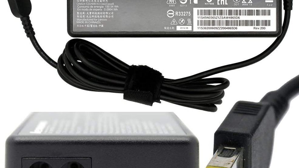 Lenovo 135W (Slim Tip) Replacement AC Adapter