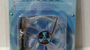 Antec Tricool120mm 120mm Case Fan W/3 Speed Switch 4-pin W/ 3-pin Monitoring