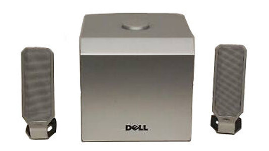 Dell Zylux A525 2.1 Multimedia Computer Speakers and Powered Subwoofer