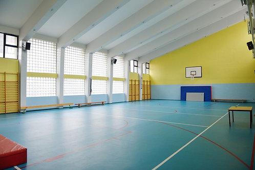 พื้นกีฬาGrabo Sport (Mega)