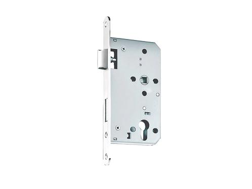 SK Mortise Privacy Lock SS ตัวถัง E30Bห้องน้ำ สีสแตนเลส