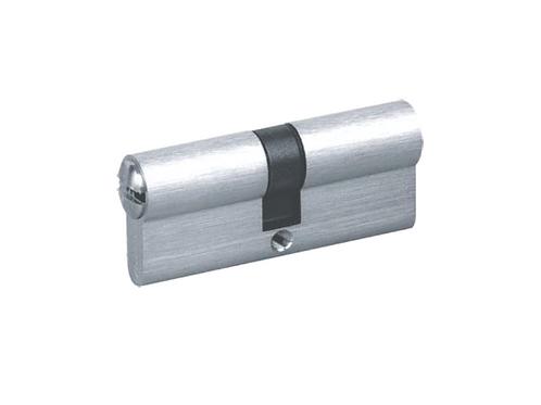 SK DBL Cylinder L70 SNP ไส้ไข2ทาง สีชาตินนิเกิล