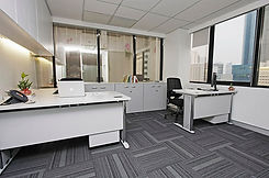 Serviced office space for rent near BTS Saladang MRT Samyan