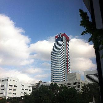 office space for rent near BTS Saladang MRT Samyan serviced office in Bangkok CBD