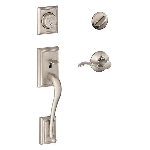 กุญแจ Schlage Handleset F-Series