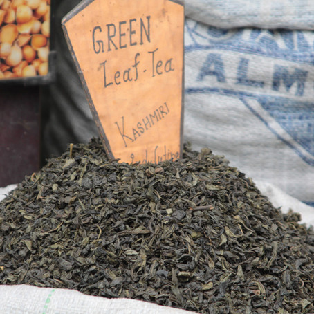 Healthy Life: Green Tea