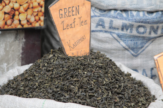 Does green tea have antioxidants? What about food?