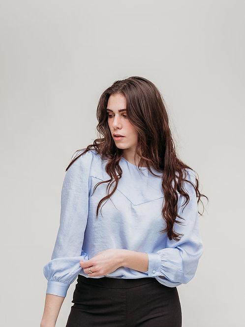 The Clemencia Top