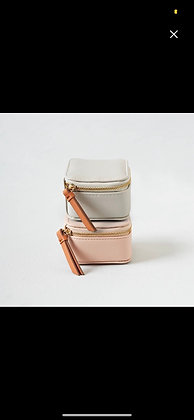 Vegan Leather Jewelry Boxes