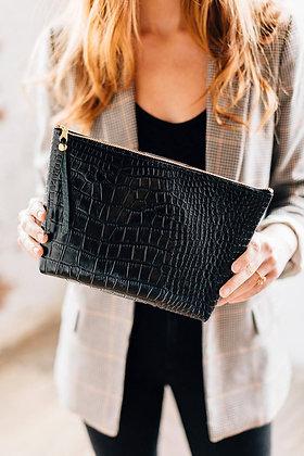 The Stash Leather Bag